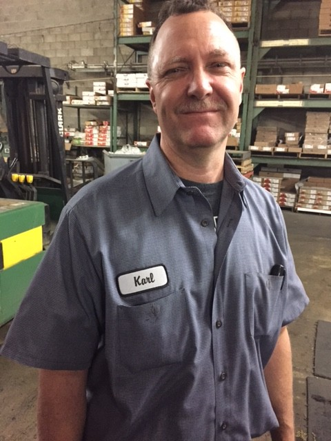 Vice President of Manufacturing